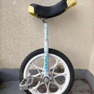一輪車 16インチ ジャンク