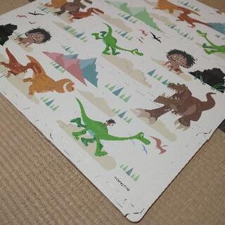 プレイマット 子供幼児用 ジョイントマット 90cm四方