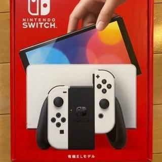 Nintendo Switch有機ELモデル