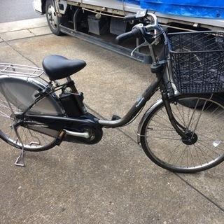 中古電話アシスト自転車