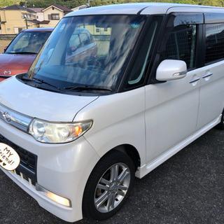 【ネット決済】375 タント カスタム 7万km  整備済み パ...