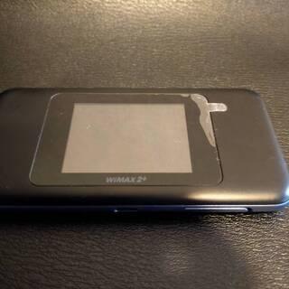モバイルルーター WiMAX W06 HUAWEI