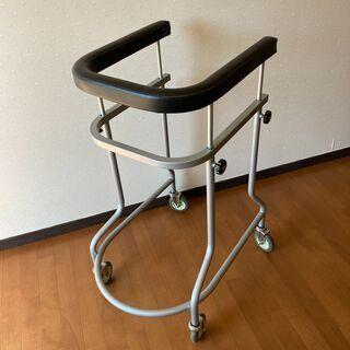 アルコー 星光医療器製作所 馬蹄型 歩行器 歩行補助 四輪…