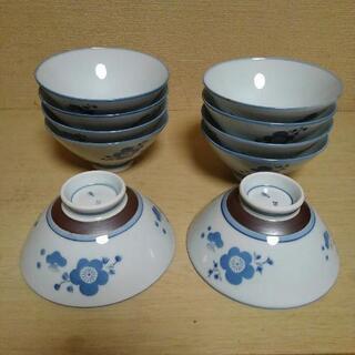 新品未使用 有田焼飯茶碗
