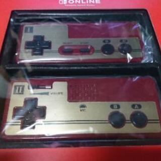 Nintendo Switch用 ファミコン風コントローラー(N...