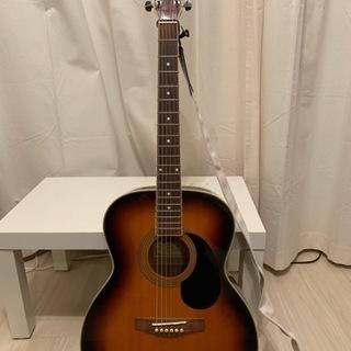 アコースティックギター ケース付き