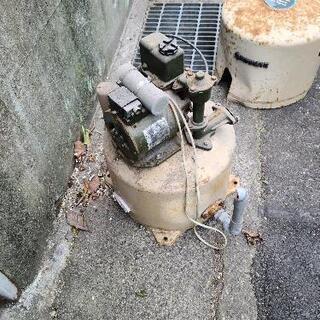 浅井戸 ポンプ