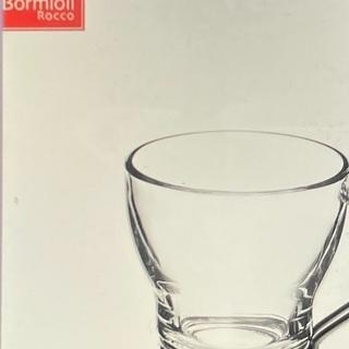 BormioliRocco  カップ 未使用