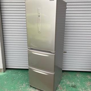 【ネット決済】美品 2020年製 パナソニック 3ドア冷蔵庫 N...
