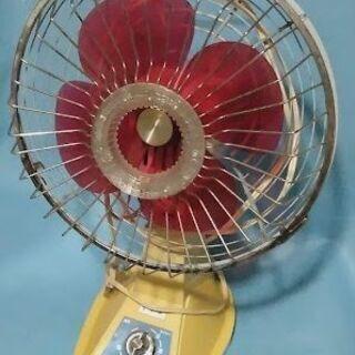 昭和レトロ 扇風機 すず風 HF-20NB ホリエ電機 動…