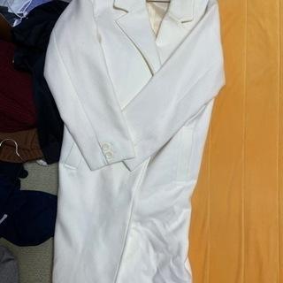白のコート