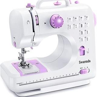 ミシン 電動ミシン 初心者向け 家庭用ミシン 裁縫