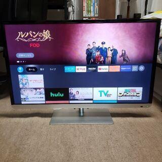 東芝 レグザ 32型液晶テレビ 32J7  訳アリ 美品!