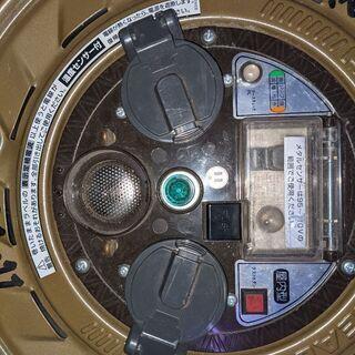 メタルセンサー付きドラム