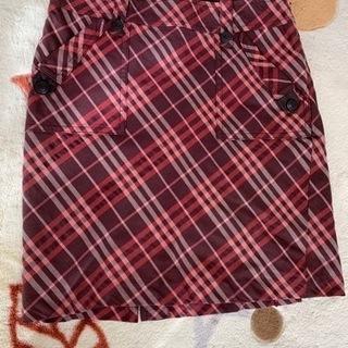 美品  BURBERRYスカート2枚