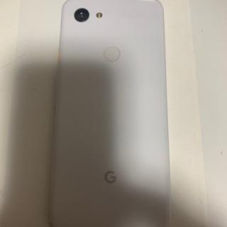 激安 Google pixel3a 64GB SIMフリー