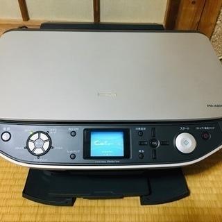 【ジャンク】EPSONプリンターPM-A890 (決まりま…