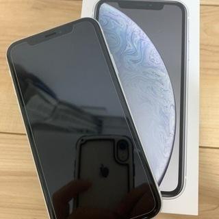 iPhone XR  128GB  SIMフリー