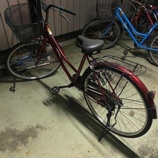 自転車 ママチャリ 今日取りに来れる方限定