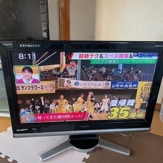 TV 32型 AQUOS
