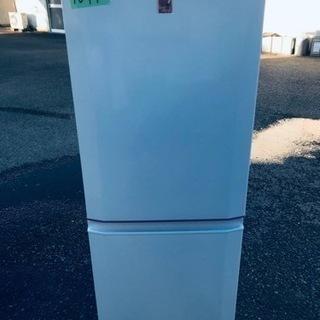 ②1641番 三菱✨ノンフロン冷凍冷蔵庫✨MR-P15EX…