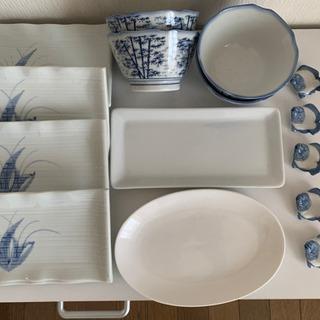 小鉢 和皿 ホワイト皿 箸置き