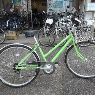 中古自転車1721 ブリヂストン ノルコグ N66ST4 …