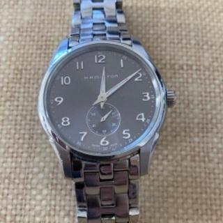 【ネット決済・配送可】HAMILTON 腕時計 JAZZMASTER