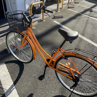 ジモティ限定価格❗️自転車❗️美品❗️使用期間3ヶ月ほど✨…