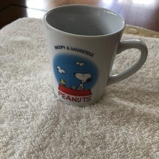 スヌーピーマグカップ