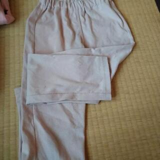 130 女児 ズボン 2点