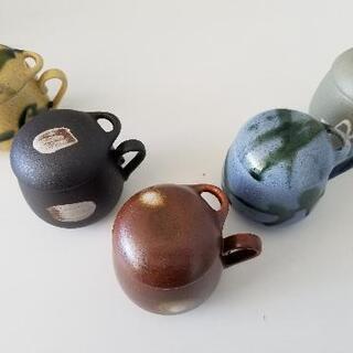 1024-011 茶碗蒸し容器 五つ
