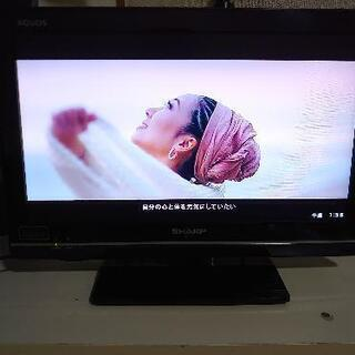 SHARP テレビ