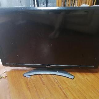 テレビあげます。