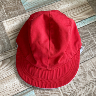 赤白帽 女の子S
