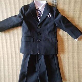 七五三スーツ 男の子100cm 美品