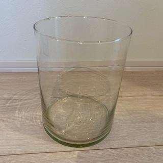 【ネット決済】円柱形水槽 水作