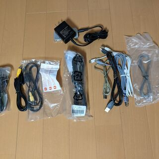USBハブとケーブル類色々(全部まとめて)