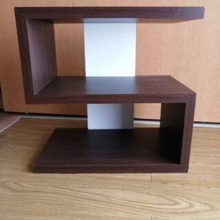 サイドテーブル、小机、棚