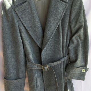レディース コート wool 100% 【米国にて購入】