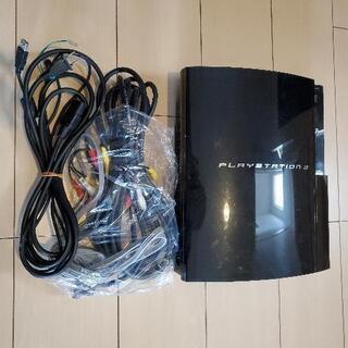 【初期型】PS3 20GB CECHB00 中古品 ソフト コン...
