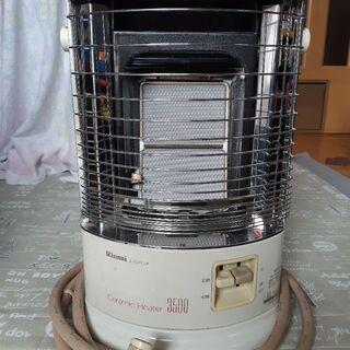 ガスストーブ Rinnai Ceramic Heater 3500