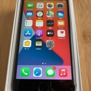 iPhone6s 64GB (イヤホン付)