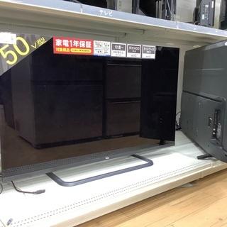 TCLの50型4Kチューナー内蔵液晶テレビのご紹介です!!