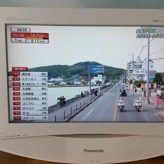 パナソニック ビエラテレビ17型 2008年製