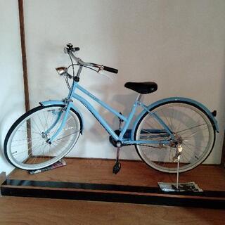 24インチ 小学生向けシティサイクル自転車