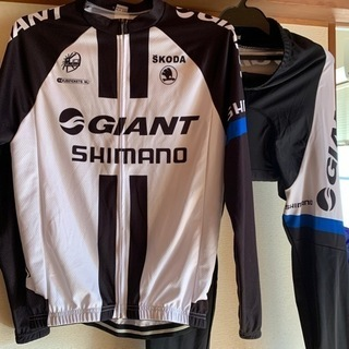 GIANT シマノ サイクリングジャージ&パンツ