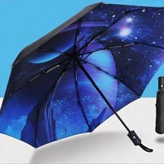 手元開閉折りたたみ傘