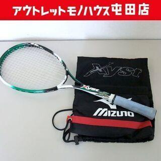 ミズノ xyst ZZ special 軟式テニスラケット ソフ...