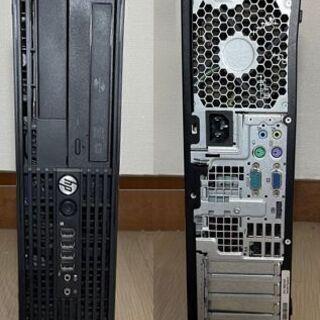 HP ワークステーション  z210 SFF  Xeon E31...